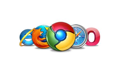 All sites cross browser compatibility guaranteed